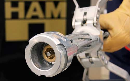Grupo HAM a développé une buse qui permet de remplir le GNL avec une plus grande sécurité et qui réduit l'impact environnemental en minimisant les émissions de gaz dans l'atmosphère