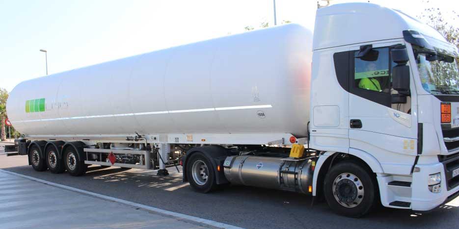 Le GNL est la meilleure option pour le transport routier et la mobilité