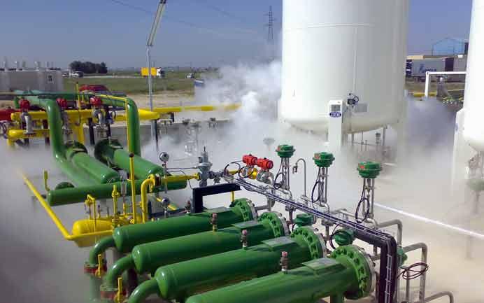 HAM Criogénica réalise des projets énergétiques liés au gaz naturel. Ils sont responsables de la conception et de la construction d'installations pour les industries et le secteur naval
