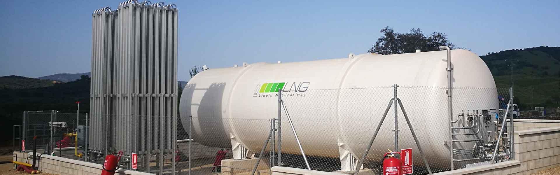 Groupe HAM a été en charge de la conception, de la construction et de la mise en service d'une installation satellite de regazéification GNL pour Aromasur