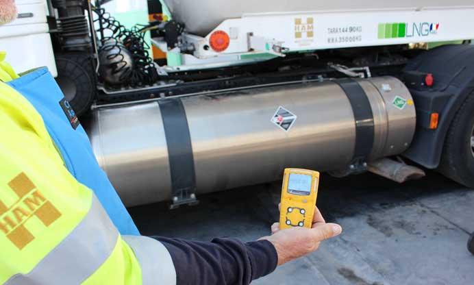 LNG France assure la sécurité et le bien-être de tous les membres de son équipe, en évaluant les risques avec des mesures correctives