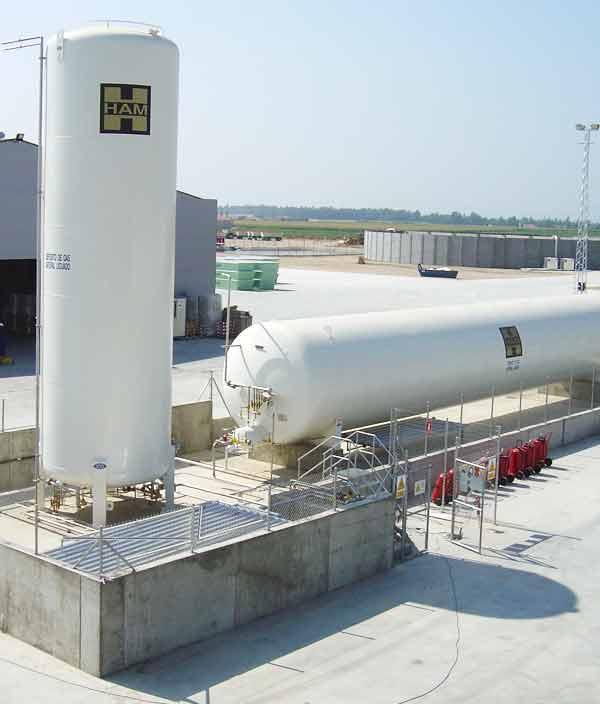 LNG France conçoit, construit et démarre des installations satellite de regazéification permettant à tous ses clients de se bénéficier des avantages du gaz naturel.